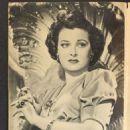 Joan Bennett - Movie Stars Magazine Pictorial [United States] (January 1942) - 454 x 605