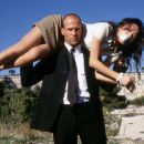 Jason Statham and Shu Qi in 20th Century Fox's The Transporter - 2002