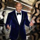 Dwayne Johnson- February 26, 2017- 89th Annual Academy Awards - Show - 454 x 320