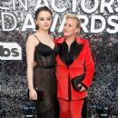 Joey King and Patricia Arquette – 2020 Screen Actors Guild Awards in Los Angeles - 454 x 681