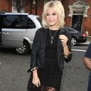 Pixie Lott Leaves BBC Studios