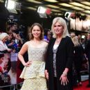 Emilia Clarke and Joanna Lumley: Me Before You London Premiere (2016) - 376 x 600