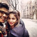 Anne Curtis and Erwan Heussaff