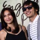 Kean Cipriano and Jennylyn Mercado
