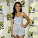Naya Rivera - Comic-Con 2010 Held At The San Diego Convention Center On July 25, 2010 In San Diego, California