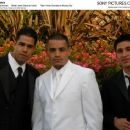 Left: J.R. Cruz as Herman; Middle: Jesse Garcia as Carlos; Right: Hector Quevedo as Dancing Boy. Photo coustesy of Sony Pictures Classics, all rights reserved.