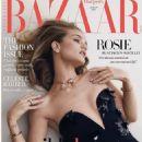 Rosie Huntington-Whiteley - Harper's Bazaar Magazine Cover [Australia] (March 2020)