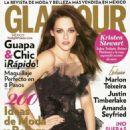Kristen Stewart: Glamour Magazine Mexico December 2011