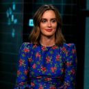 Leighton Meester – Visit AOL Build Series in NYC