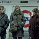 Kevin Bishop as Tom, Siobhan Hewlett as Sarah and Marianne Faithfull as Maggie in Strand Releasing drama 'Irina Palm.'