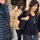Selena Gomez – Leaves her hotel in NYC