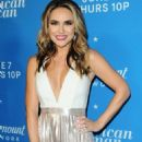 Chrishell Stause – Photocall for American Woman Premiere Party In Los Angeles - 454 x 681