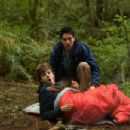 Zach (Kristopher Turner) with Ben (Oliver James) in comedy adventure 'Without a Paddle: Nature's Calling.' - 454 x 302