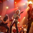 "Kirk Hammett  performs during the 7th Annual ""Los Premios MTV Latin America 2008"" Awards held at the Auditorio Telmex on October 16, 2008 in Guadalajara, Mexico"
