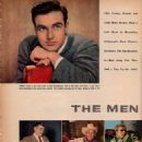 Montgomery Clift - Movie Life Magazine Pictorial [United States] (October 1954)