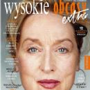 Meryl Streep - Wysokie Obcasy Magazine Cover [Poland] (September 2016)
