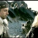 Rufus Sewell as Marke and David O'Hara as Donnchadh in Tristan + Isolde (2006)