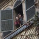 """Mallory (SARAH BOLGER, left) and her brother Jared (FREDDIE HIGHMORE, right) Grace are on the lookout for goblins who want to invade their great-great-uncle Arthur Spiderwick's secluded old house in """"The Spiderwick Chronicles."""" Photo Cre"""