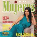 Chiquinquirá Delgado- Solo Mujeres Magazine United States December 2012