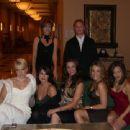 Immortally Yours Girls: Katherine Hawkes, Katie Rich, Sandra Ramirez, Rachael Gillam, Frank D. Russo, Katrina Baker and Miranda Kwok
