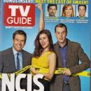 Michael Weatherly, Cote de Pablo, Sean Murray - TV Guide Magazine Cover [United States] (23 January 2012)