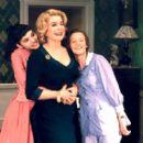 Virginie Ledoyen, Catherine Deneuve and Ludivine Sagnier in Focus Films' 8 Women - 2002
