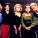 Virginie Ledoyen, Danielle Darrieux, Fanny Ardant, Catherine Deneuve, Isabelle Huppert, Emmanuelle Beart and Ludivine Sagnier in Focus Films' 8 Women - 2002
