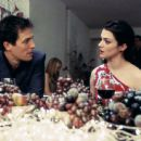 Hugh Grant and Rachel Weisz in Universal's About A Boy - 2002