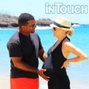 Alfonso Ribeiro and Angela Unkrich - 454 x 454