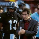 Jamie Foxx, Al Pacino and Dennis Quaid in Warner Brothers' Any Given Sunday - 12/99