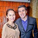 Luis Manzano and Jennylyn Mercado