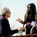 Clint Eastwood and Wanda De Jesus in Warner Brothers' Blood Work - 2002