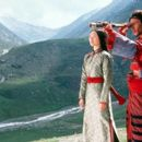 Zhang Ziyi and Chang Chen in Sony Pictures Classics' Crouching Tiger, Hidden Dragon - 2000