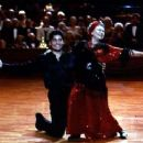 Chayanne and Joan Plowright in Dance With Me