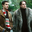 Freddie Prinze, Jr. as Al Connelly and Zak Orth as Monk Jablonksi in Miramax's Down To You - 1/2000