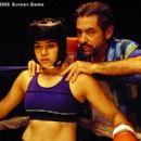 Michelle Rodriguez and Jaime Tirelli in Screen Gems' Girlfight - 2000 - 400 x 267