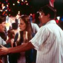 Chris Klein, Leelee Sobieski and Josh Hartnett in 20th Century Fox's Here On Earth - 2000