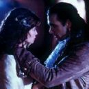 Lisa Barbuscia and Adrian Paul in Dimension's Highlander: Endgame - 2000 - 400 x 286