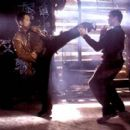 Donnie Yen and Adrian Paul in Dimension's Highlander: Endgame - 2000