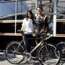 Marion Jollès and Romain Grosjean - 412 x 480