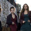 Axelle (Vera Jordanova), Lorna (Heather Matarazzo), Whitney (Bijou Phillips) and Beth (Lauren German) in Lions Gate Films' Hostel: Part II - 2007