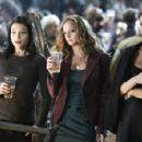 Beth (Lauren German), Whitney (Bijou Phillips) and Axelle (Vera Jordanova) in Hostel: Part II.