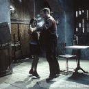 Hannah Taylor Gordon and Robin Williams in Jakob The Liar - 9/99 - 350 x 232