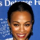 Zoe Saldana - Children's Defense Fund's 19 Annual Los Angeles 'Beat The Odds' Awards At Beverly Hills Hotel On December 3, 2009 In Beverly Hills, California