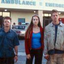 Steve Zahn, Leelee Sobieski and Paul Walker in 20th Century Fox's Joy Ride - 2001