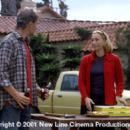Kevin Kline and Kristin Scott Thomas in New Line's Life as a House - 2001