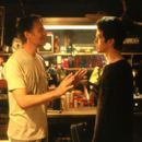 Kevin Kline and Hayden Christensen in New Line's Life as a House - 2001