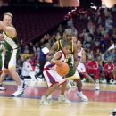 Lil Bow Wow as Calvin Cambridge playing against Gary Payton in 20th Century Fox's Like Mike - 2002