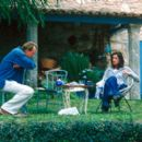 Stellan Skarsgard and Demi Moore in Paramount Classics' Passion of Mind - 2000