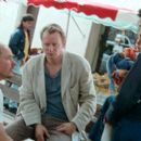Director Alain Berliner, Stellan Skarsgard and Demi Moore on the set of Paramount Classics' Passion of Mind - 2000